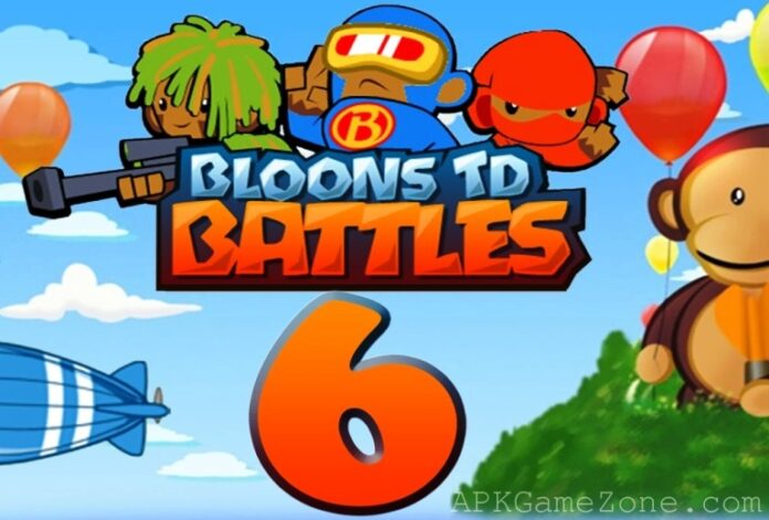 Bloons Tower Defense 6 MOD Apk