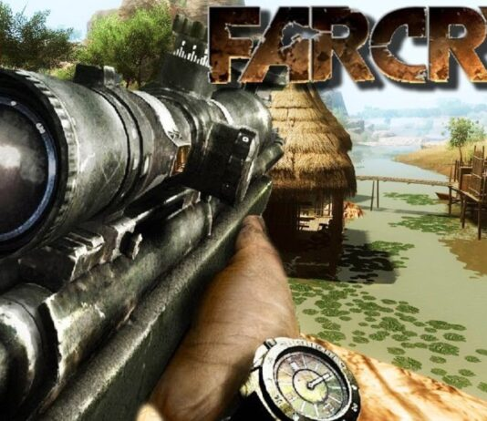 Far Cry 2- Ultra Compressed