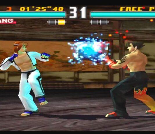 Tekken 3 games the pc