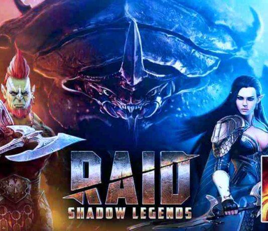 raid shadow legends pc